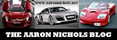 WELCOME TO: THE AARON NICHOLS BLOG | The Aaron Nichols Blog
