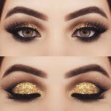 makeup for hazel eyes and brown hair