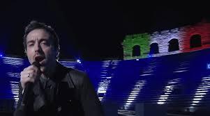 Eurovision 2020, fantastico Diodato dall'Arena di Verona – il ...