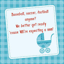 cute baby shower poems for s and