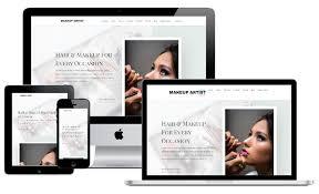 wordpress themes for hair makeup
