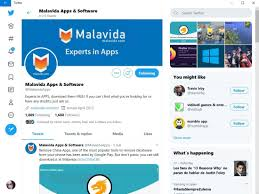 Twitter 6.1.4.1000 - Download for PC Free