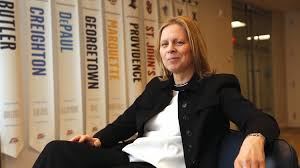 Office of Big East's Val Ackerman displays life of sports leadership - New  York Business Journal