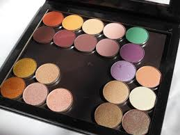pac cosmetics empty magnet palette