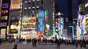 tokyo night stroll through kabukicho