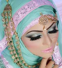 arabic bridal makeup tutorial with