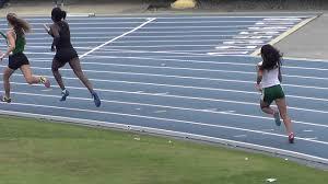 NCHSAA 2013 girls 4x400m Championship - YouTube