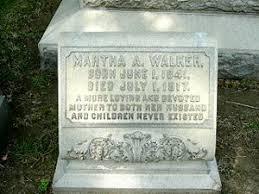 Martha Adela (Beaky) Walker (abt.1841-abt.1917) | WikiTree FREE ...