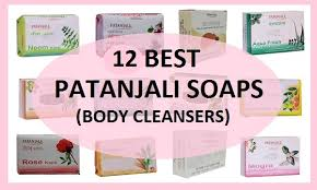 top 12 best patanjali soaps in india
