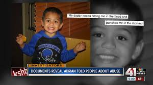 Documents say Adrian Jones told social worker about abuse - YouTube