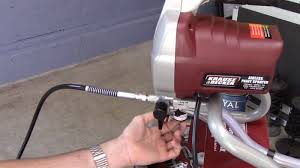 Harbor Freight Electric Paint Sprayer Hit Or Miss In The Performance