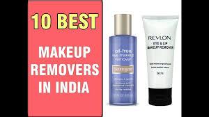 best makeup removers in india plete