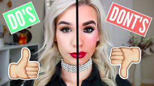most mon makeup mistakes to avoid