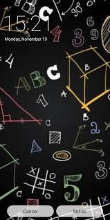 خلفيات رياضيات