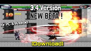 Bleach VS Naruto 3.4 NEW BETA VERSION (Android & PC) [DOWNLOAD] - YouTube