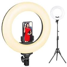 ring light with stand in 2020