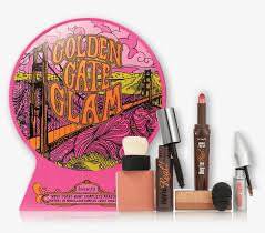 golden gate glam makeup kit