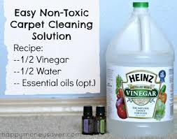 carpet cleaner solution recipe