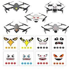 Rcgeek Stickers Set 3m Drone Decals Faci Buy Online In Cambodia At Desertcart