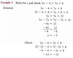 solve inequalities with step by step