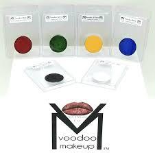 voodoo color series voodoo makeup