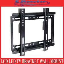 lcd led plasma tv bracket wall mount