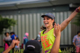 Meet Zumba Instructor Sophie Walters — Hunters Point Parks Conservancy