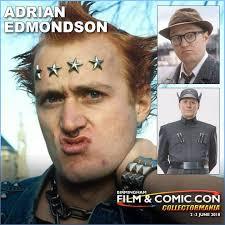 ADRIAN EDMONDSON is the next guest we... - Film & Comic Con ...