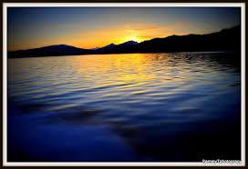 Alaska Photo Mosaic - Entry Samuel Towarak Whittier, AK The Whittier sunset  in the Spring