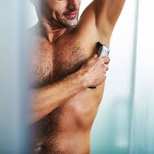 why men should shave their armpits