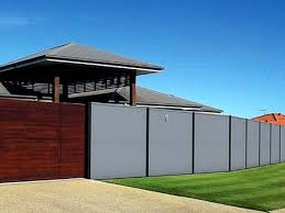 Domestic Modular Fence Panels Walls Techniko