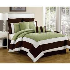 sage chocolate bedding bath home