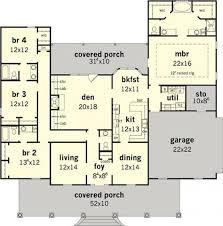house plans 2500 sq ft open floor