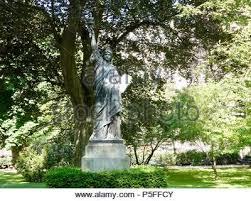 paris luxembourg gardens model of
