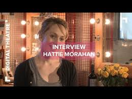 Hattie Morahan Interview - A Doll's House | Playing Nora | Digital ...
