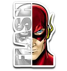 Flash Sticker Decal Nurdtyme