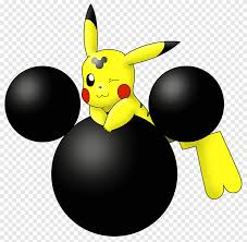Mickey mouse minnie mouse pikachu oswald el conejo afortunado ...