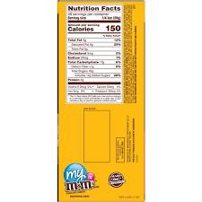 opentip m m s milk chocolate bars