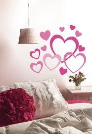 Zoomie Kids Hearts In Hearts Wall Decal Reviews Wayfair