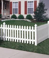 Bufftech Cape Cod Traditional Vinyl Fence Liw Rail And Fence Llc