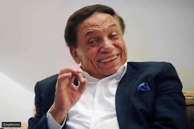 صورة عادل إمام يتسلم جائزة الإبداع العربي من حاكم الشارقة ليالينا