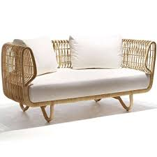 nest sofa by cane line its thyme