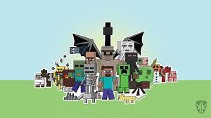 minecraft mobs wallpapers wallpaper cave