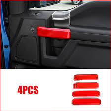 4 car door storage box decorative frame