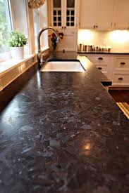 leathered granite countertops a