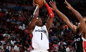 Wizards, Admiral Schofield agree to three-year rookie contract