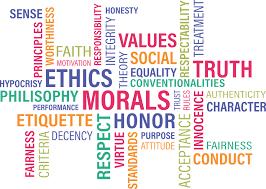 Resultado de imagen de etica y moral