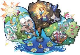 Poké Pelago - Bulbapedia, the community-driven Pokémon encyclopedia