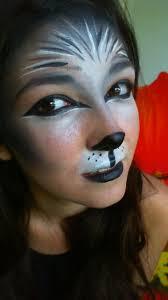 15 ideas about wolf halloween makeup