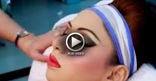 best bridal makeup video tutorial b